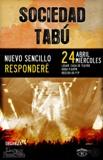 Sociedad Tabú - Responderé